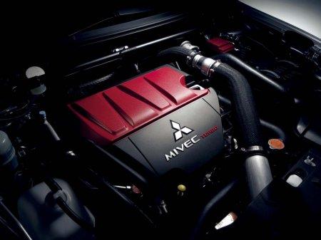 Двигатель Mitsubishi Lancer 10